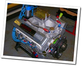 Wissota Racing Engines