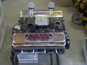 Street Stock Engine