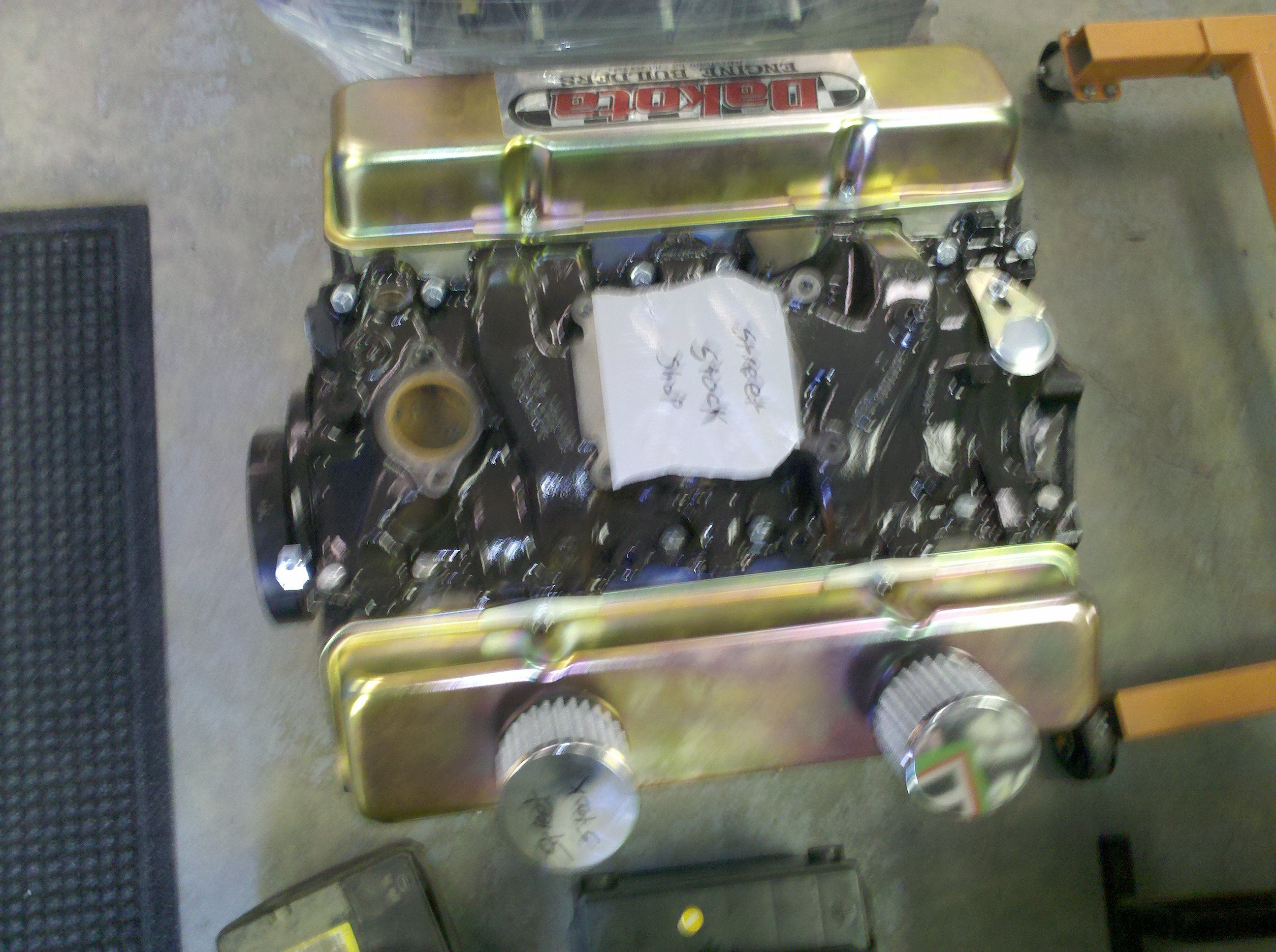 Wissota Midwest Modified Engine Sale