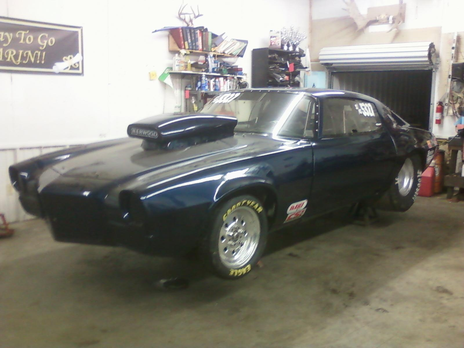 Drag Car For Sale