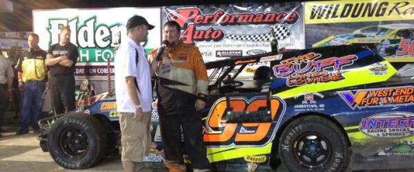 Grimes Wins $7,000 & MN Modified Nationals